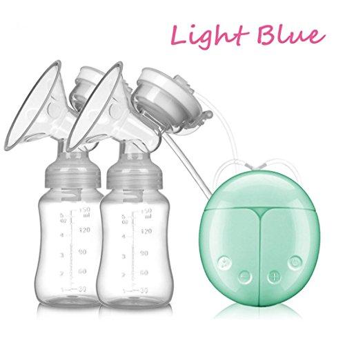 Extractor leche materna eléctrico - STRIR Dual Mama