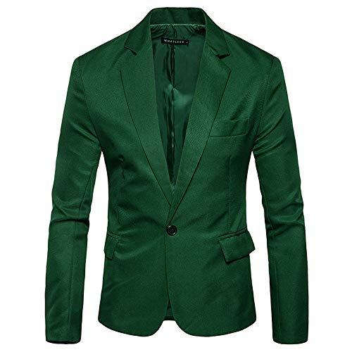 Beonzale Herren Herbst Winter Strickjacke Casual Pocket Button Jacke Langarm Mantel Top Bluse