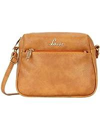 Sara Box Front Zip Sling bag