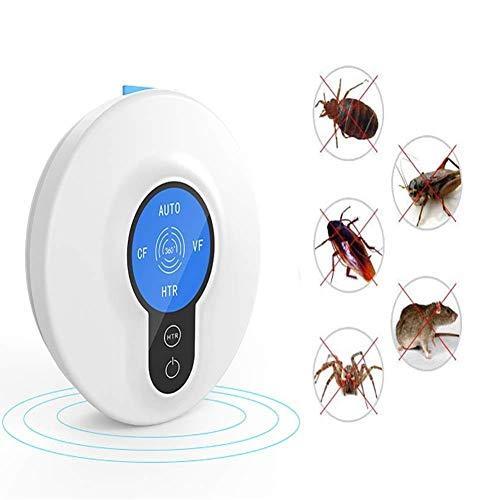ZNQY Verbesserte Version für Insektenschutz, verbesserte elektrische