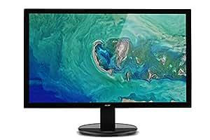 """Acer K192HQLB Monitor da 18.5"""", Display LCD LED TN+Film, VGA, Risoluzione 1366x768, Luminosità 200 cd/m2, Tempo di risposta 5ms, Nero"""