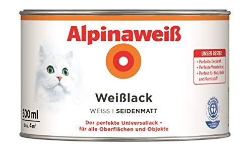 Alpina ALPINA Weißlack