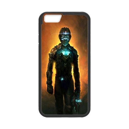 Dead Space coque iPhone 6 4.7 Inch Housse téléphone Noir de couverture de cas coque EBDXJKNBO12995