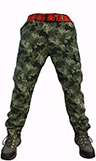 QuipCo Ranger ( small camouflage design / print ) Trek Pants - Size Small - 28 inches