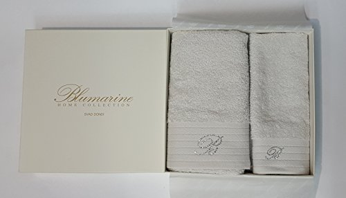 blumarine-crociera-juego-de-toalla-de-lavabo-y-toalla-para-invitados