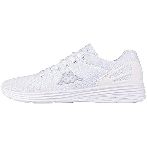 kappa-trust-scarpe-da-ginnastica-basse-unisex-adulto-bianco-white-grey-38-eu