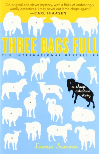 Three Bags Full: A Sheep Detective Story by Leonie Swann (2008-06-03)