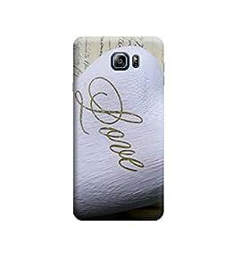 Ebby Premium Printed 3D Designer Back Case Cover For Samsung Note 5 (Premium Designer Cae)