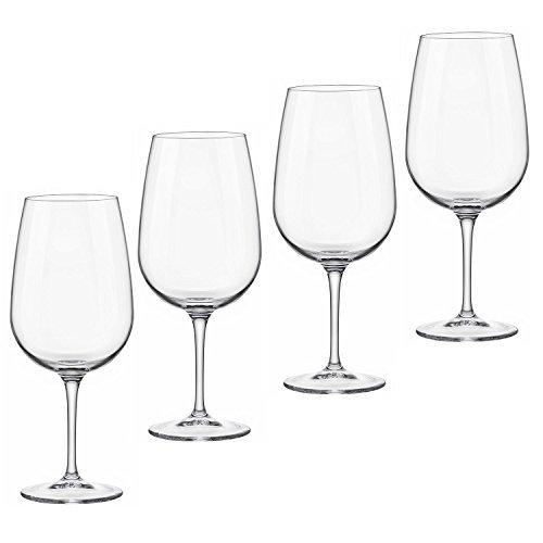 Bormioli Rocco Italienisches Wein Gläser–Set klein–wählen Sie aus 4Flöten...