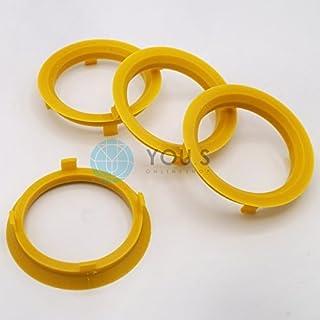 4 x ZENTRIERRINGE DISTANZRING für ALUFELGEN A701601 70,1-60,1 mm AEZ, Dezent, Dotz, Enzo