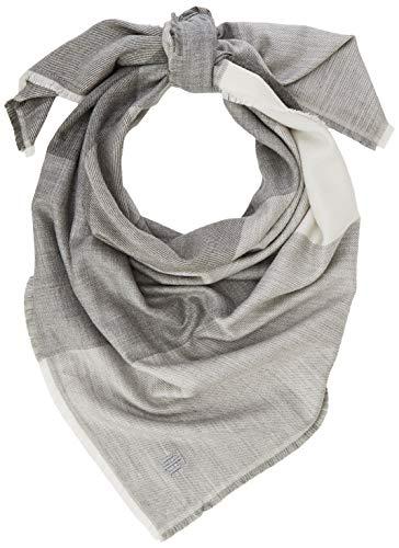 Tommy Hilfiger Th Blanket Bufanda, Grey 0i6, Talla única Talla del fabricante: OS para Mujer