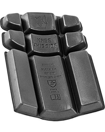 Grizzlyskin Workwear Kniepolster Iron Farbe: grau; Größe: 240 x 166 x 18mm