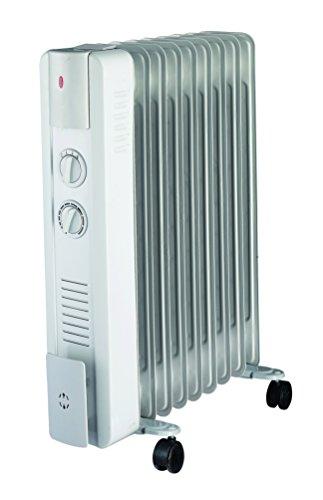Jp Outilla BAIN D'huile Mobile 2500 W - YPSO 812.500 radiador de aceite lleno 2500W