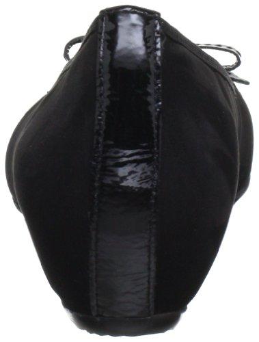 Semler Gina, Escarpins Femme Noir (001 Schwarz)