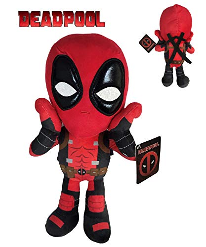"Marvel - Plush toy Deadpool surprise posture 12'59""/32cm"