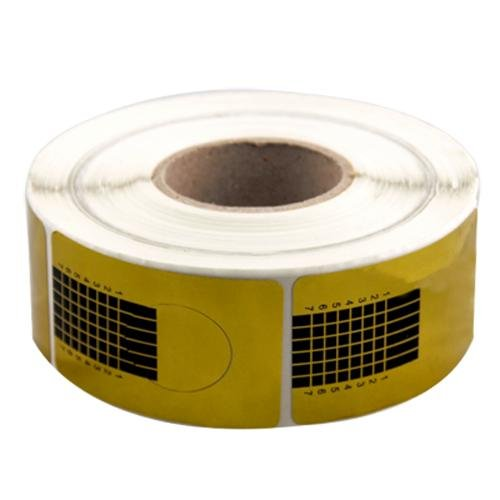 FACILLA® CHABLON PATRON 500 ADHESIF PR NAIL ART MANUCURE UV GEL