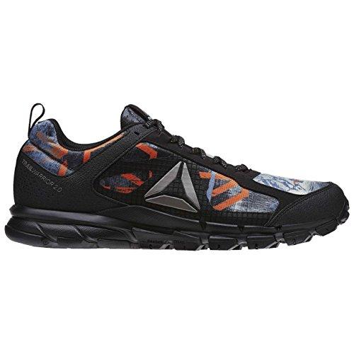 Reebok Herren Bd4715 Trail Runnins Sneakers Schwarz