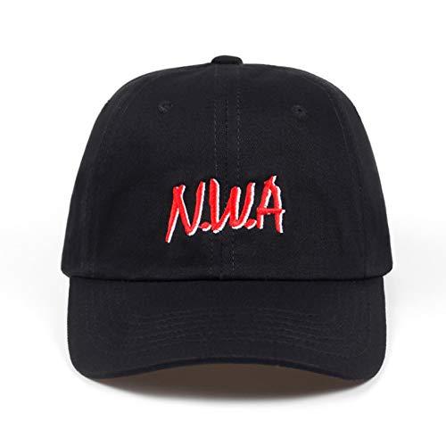 JKYJYJ Neueste Brief Papa Hut Männer Frauen Baseballmütze NWA Cap Hut Compton Niggaz Hip Hop Hüte Mode Einstellbare Golfmütze Hüte