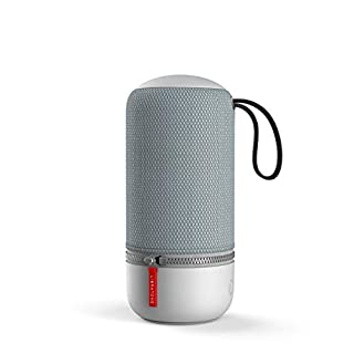 Libratone ZIPP MINI 2 Smart Wireless Speaker (Alexa Integration, AirPlay 2, MultiRoom, 360 ° Sound, WiFi, Bluetooth, Spotify Connect, 12 hrs Rechargeable Battery) - Frosty Grey (B07H54TJ2M) | Amazon price tracker / tracking, Amazon price history charts, Amazon price watches, Amazon price drop alerts
