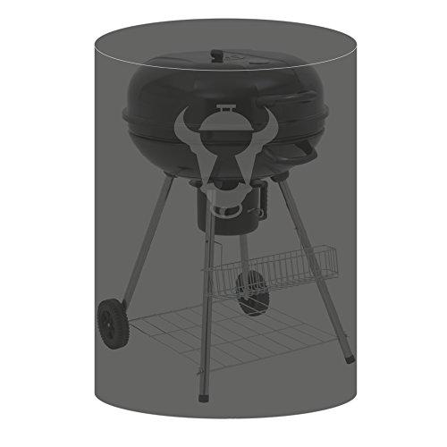 Funda protectora para Barbacoa de esfera premium, diámetro de 47–50cm, para Weber de 47cm de diámetro, etc.