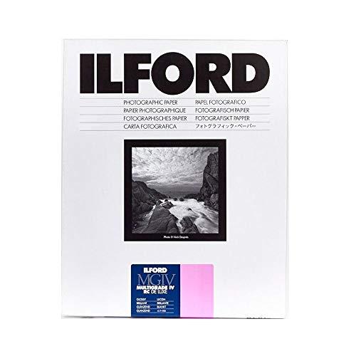 Ilford 1771477 Papier Photo 24 x 30,5 cm 50 feuilles