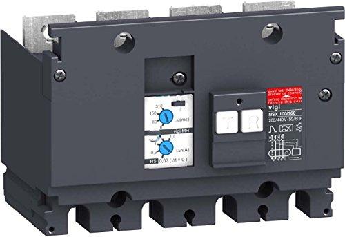 TOP SHOP Schneider LV431534 Differentialmodul Compact Vigi MH 4P 440-550V CA 0,03-10A Mh Compact