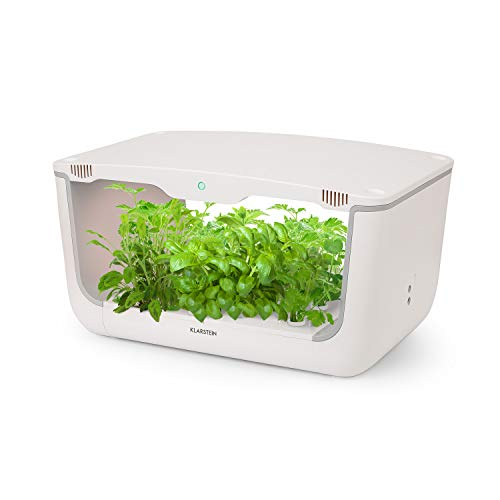 Klarstein GrowIt Farm • Smart Indoor Garden • 36-teiliges Set • Hydroponik • bis zu 28...