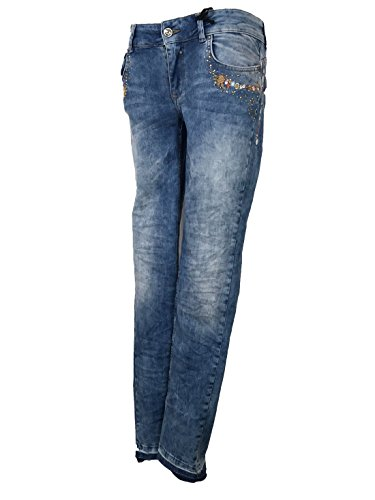 Coccara -  Jeans  - Donna CW7131 - Blue