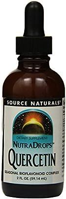 Source Naturals Quercetin NutraDrops 134 mg Liquid - 2 fl. oz.