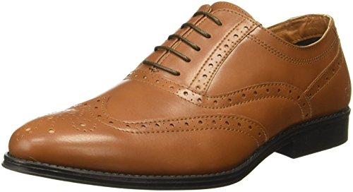 Bond Street by (Red Tape) Men's Tan Formal Shoes - 8 UK/India (42 EU)