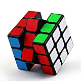 FAVNIC Speed Cube Magic Cube Smooth Speed Magic Cube Puzzle (3X3X3)