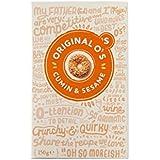 Original O's Cumin & Sesame Nibbles 150g (3)