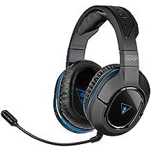 Turtle Beach Stealth 500P - Auriculares para juegos inalámbricos con sonido envolvente - PS4, PS4 Pro y