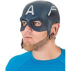 Generique Máscara látex soldado americano adulto