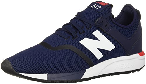 New Balance Mrl247d1 Zapatillas Hombre, Multicolor (Sea Salt), 44 EU