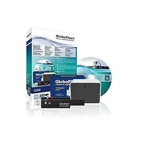 GloboFleet starter set minimal dK mobile pour appareils autopropulsés pour la lecture et d