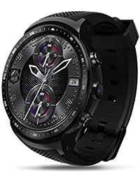DZKQ Intelligente Uhrsmartwatch-Kamera Pulsuhr Uhr