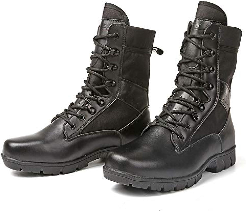 HCBYJ scarpa Tattiche di Allenamento sul Campo da Combattimento per Stivali da Combattimento Outdoor | Sulla Vendita  | Maschio/Ragazze Scarpa
