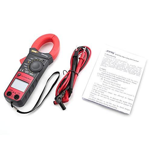BM5266 Multimètre pince multimètre AC/CC Volt Amp Ohm Testeur de diode de phase