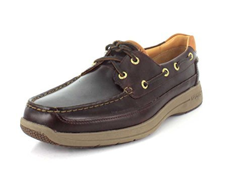 Sperry Gold Cup (Sperry Mens Gold Cup Ultra Amaretto Boat Shoe - 9.5 M)
