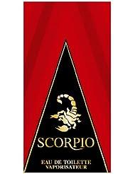 Scorpio rouge - eau de toilette pour homme - flacon vaporisateur - 75 ml