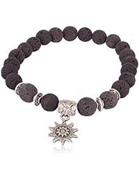 Accessorisingg Collection of Natural Stone Seven Chakra Healing Bracelets [14 Varients]