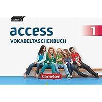 English G Access - Allgemeine Ausgabe - Band 1: 5. Schuljahr: Vokabeltaschenbuch