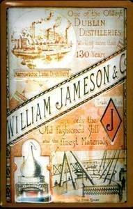 william-jameson-dublin-bire-signe-dacier-estamp