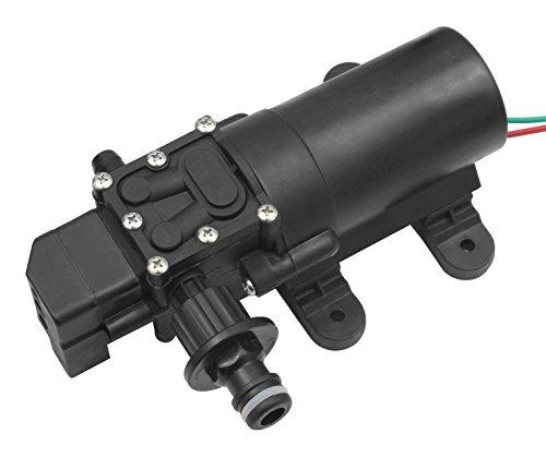 MB1055 -- 12V Wasser Pumpe Druckwasserpumpe Wasserpumpe Trinkwasserpumpe Automatik Druck