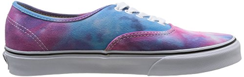 Vans Authentic, Sneaker Unisex – Adulto Rosa (Blau/Pink)