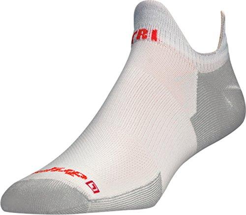 Drymax Neuer Unisex Triathlet Socken, Herren, Weiß, X-Large -