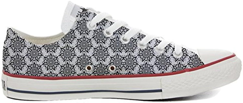 Converse All Star Zapatos Personalizados (Producto Artesano) Back Groud Abstract  -