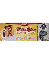 Tosta Rica Galletas Bizcochitos - 125g (5 x 25 g)