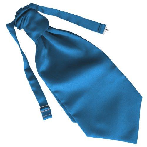 Mariage Ruche Cravate - différentes couleurs (Turquoise)